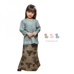 kurung_jameela_kid_green